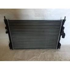 Радиатор основной для Duster Van Wezel