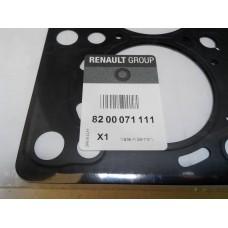 Прокладка ГБЦ для Duster 1.5 Renault