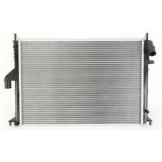 Радиатор основной для Duster 1.6 Renault