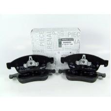 Комплект передних тормозных колодок (дисковый тормоз) для Duster Motrio