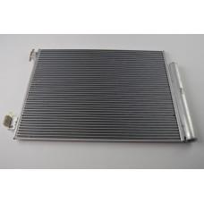 Радиатор кондиционера для Duster Nissens