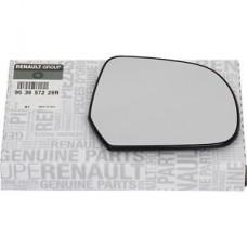 Стекло на зеркало правое для Duster Renault