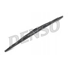 Дворник каркасный 22''/550мм под крюк левый для Duster Denso
