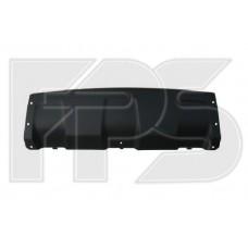 Накладка переднего бампера нижняя для DusterFps