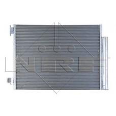 Радиатор кондиционера для Duster Nrf