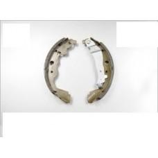 Колодки тормозные задние (для барабана) для Duster Kampol