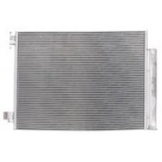 Радиатор кондиционера без осушителя для Duster Valeo
