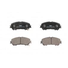 Комплект передних тормозных колодок для Kadjar Ferodo