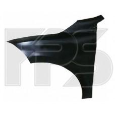 Крыло переднее левое для Megane 3 Fps