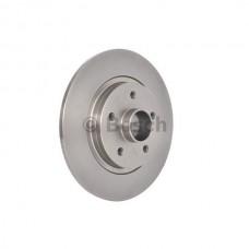 Тормозной диск задний для Kangoo II (с подшипником) - Bosch