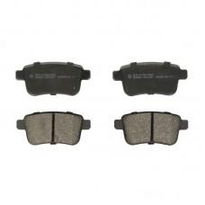Тормозные колодки задние для Kangoo II REMSA