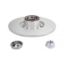 Тормозной диск задний для Kangoo II (с подшипником) – A.B.S.