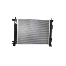 Радиатор охлаждения двигателя для Kangoo II 1.5 dci(480X490X34)  Asam