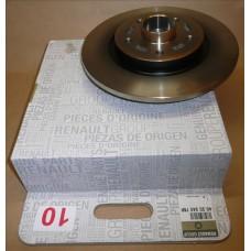 Тормозной диск задний для Kangoo II (с подшипником)  Renault 402024076R