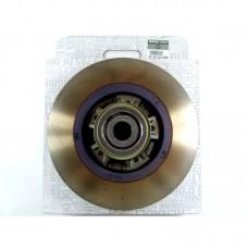 Тормозной диск задний для Kangoo II (с подшипником) - Renault 432020879R