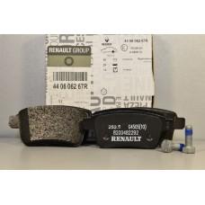 Тормозные колодки задние для Kangoo II Renault 440606267R