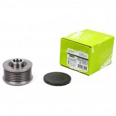 Ременной шкив (6 ребер) генератора для Kangoo II 1.5dCi (Генератор Bosch)  Valeo
