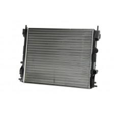 Радиатор охлаждения двигателя для Kangoo II 1.6 16V (480X415X23) Nissens