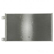 Радиатор кондиционера для Kangoo II 1.2/1.6/1.6 16V/1.5dCi Thermotec (Польша) - KTT110360
