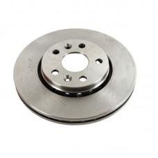 Тормозной диск передний (R15) для Kangoo II - TRW