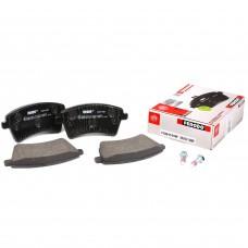 Тормозные колодки передние для Kangoo II Ferodo