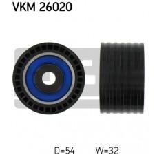Ролик промежуточный ремня ГРМ, Kangoo II 1.6i 16v SKF