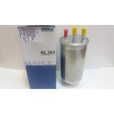 Фильтр топливный прямоточный Mahle для Logan 1,5