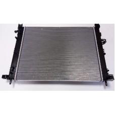 Радиатор основной  для Dokker, Lodgy (Renault 214100078R)