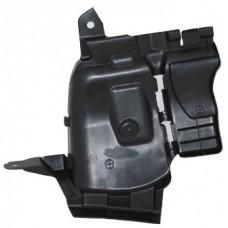 Защита переднего бампера правая боковая Asam для Логан с 2013 г.