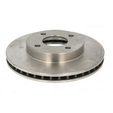 Тормозной диск задний для Kadjar LPR