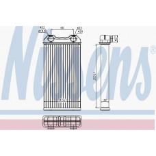 Радиатор печки для Trafic 2 1.9/2.0/2.2/2.5Dci Nissens