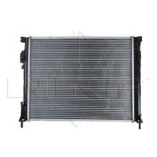 Радиатор основной с конд  для Trafic 2 1.9Dci/2.0 Nrf