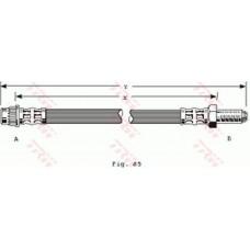 Тормозной шланг передний с 01 пер/зад с 06 для Trafic 2 Trw