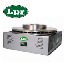 Диск тормозной передний вентилируемый для Logan 2 Lpr
