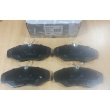 Комплект передних тормозных колодок для Trafic 2 Rider