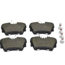 Комплект задних тормозных колодок для Trafic 2 Rider