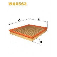Воздушный фильтр с 98-> для Master 2 1.9 - 2.5Dci/2.5D/2.8Dti Wix