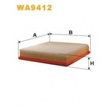Воздушный фильтр с 01-> для Trafic 2 2.0/2.5Dci Wix