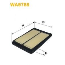 Фильтр воздушный для Kagjar 1.2/1.6Tce WIX