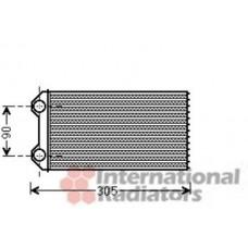 Радиатор печки для Trafic 2 1.9/2.0/2.2/2.5Dci Van Wezel