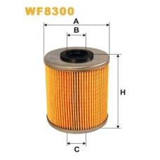 Топливный фильтр с 03-> (система Purflux h 87мм) для Trafic 2 2.5Dci Wix