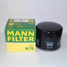 Фильтр масляный Mann для Рено Кенго II